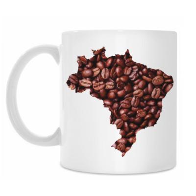 Кружка Бразилия