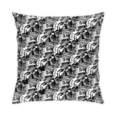 «Цех», агитационный текстиль