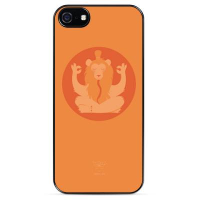 Чехол для iPhone  Animal Zen: L is for Lion