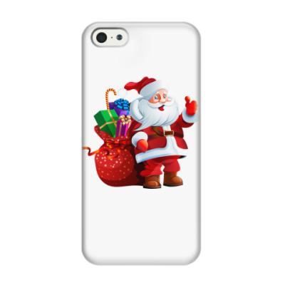 Чехол для iPhone 5/5s Новый год