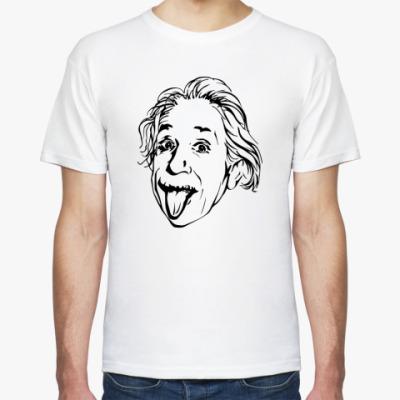 Футболка Эйнштейн 2