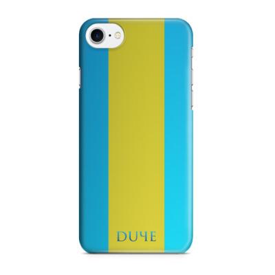 Чехол для iPhone 7/8 DUЧЕ - Zero