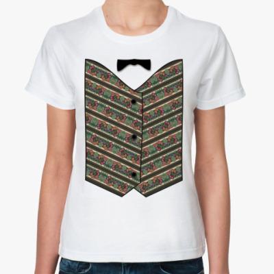 Классическая футболка Жилет ж.5